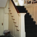 Before - Staircase & Paneling