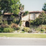 Mediterranean Style House  with Stucco Finish - San Marino, CA