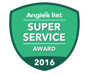 Greg Mrakich Painting Earns Angie's List 2016 Super Service Award