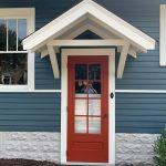 Zionsville Village Side Door