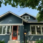 This home was lovingly restored. Greg Mrakich Painting did the prepwork and painting in the Summer of 2020
